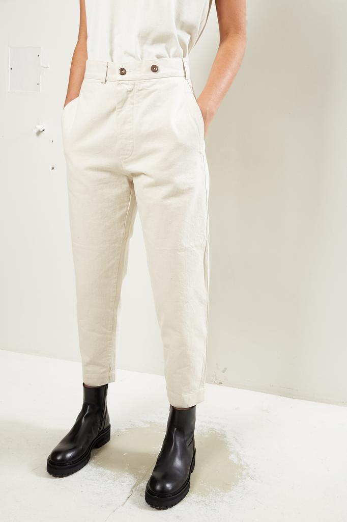 Margaret Howell - MHL tapered natural denim trouser
