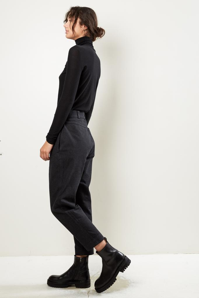 Margaret Howell - MHL tapered natural denim trousers