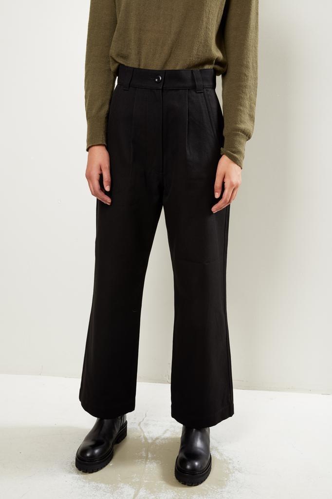 Margaret Howell - MHL straigt leg cotton wool drill trouser
