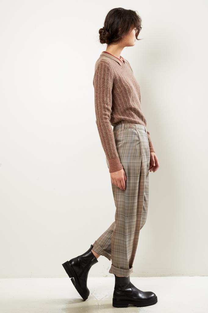 Stephan Schneider - Leaves trousers
