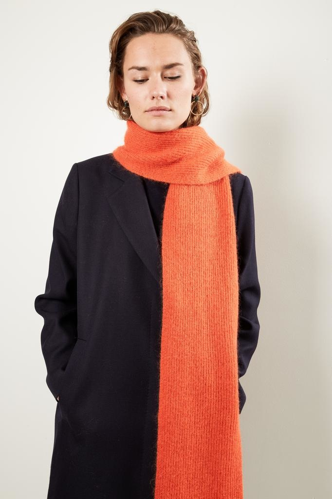 inDRESS - Kid mohair scarf