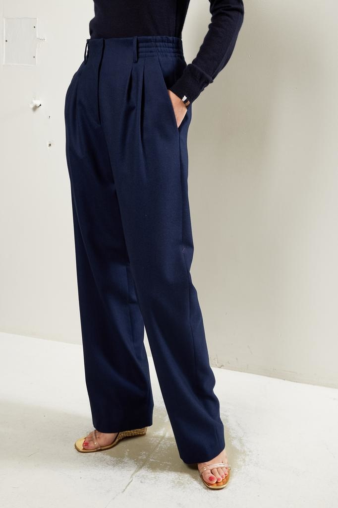 inDRESS Merinos wool large pants