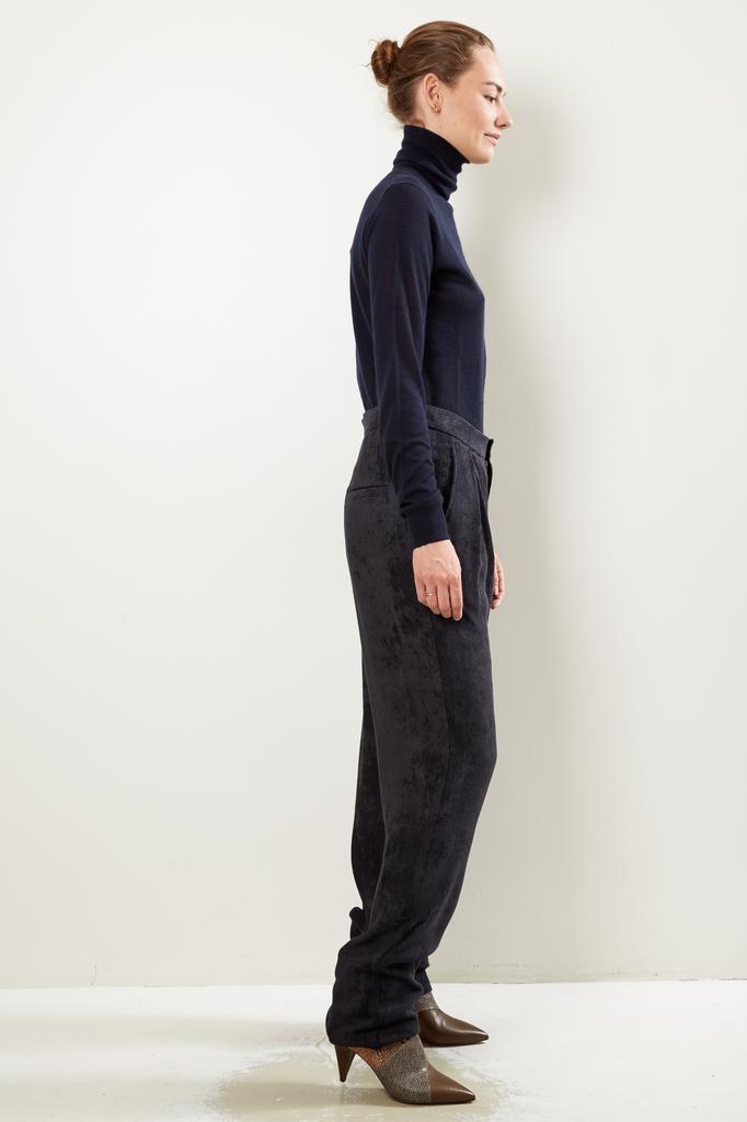 Isabel Marant - Fany flowing velvet trousers