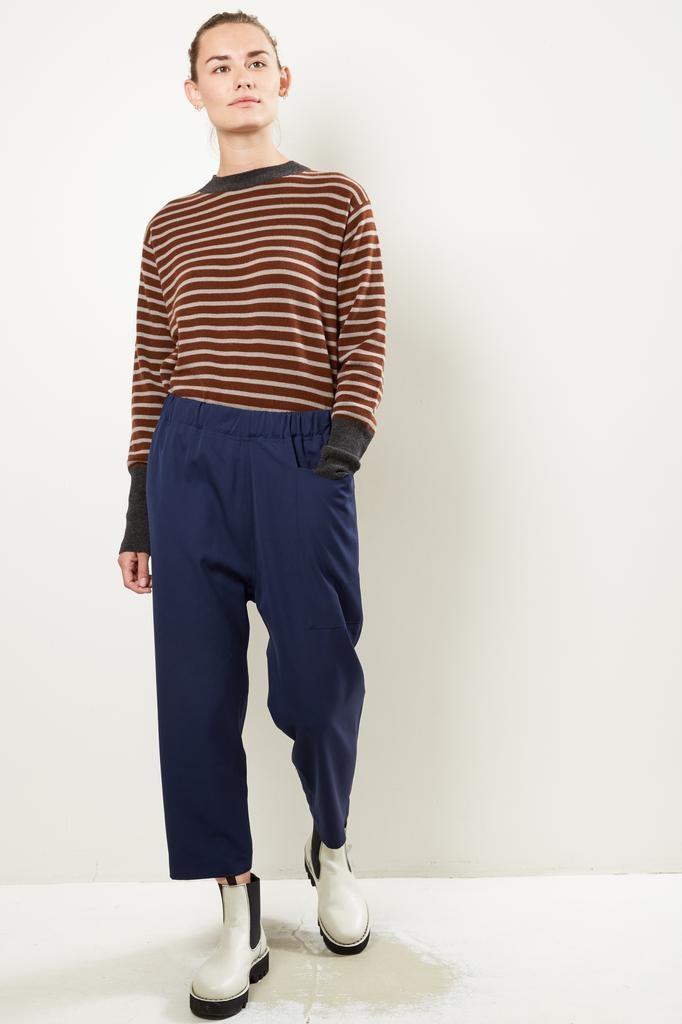 Sofie d'Hoore Punch wool gabardine trousers