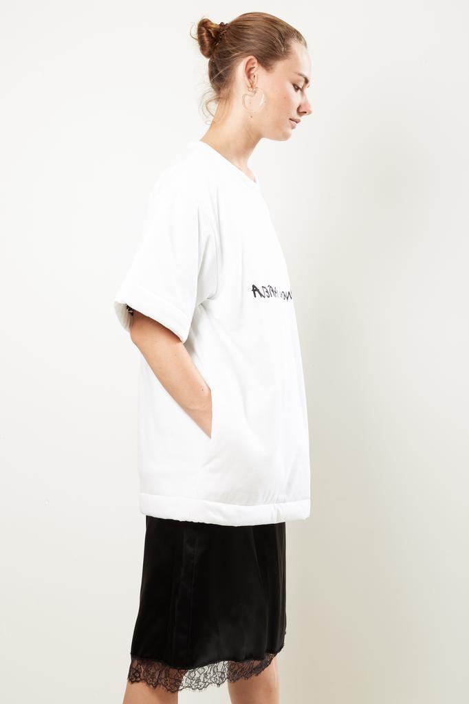 MM6 - Puf t-shirt