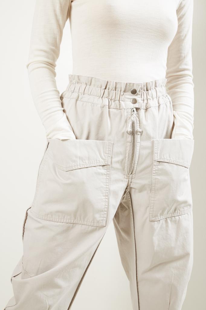 Etoile Isabel Marant - Lecia vintage gabardine trousers