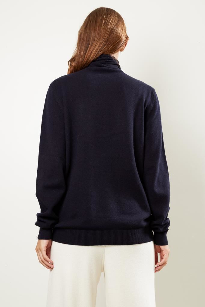 extreme cashmere - n*57 be all turtle neck sweater