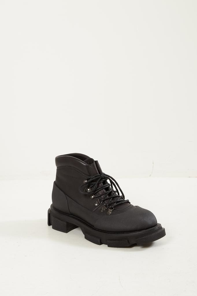 Clergerie BANCO GOMME NOIR/V.TALCO  HYKER BOOTS