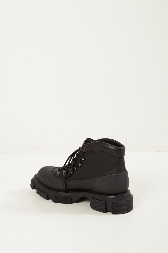 Clergerie - BANCO GOMME NOIR/V.TALCO  HYKER BOOTS