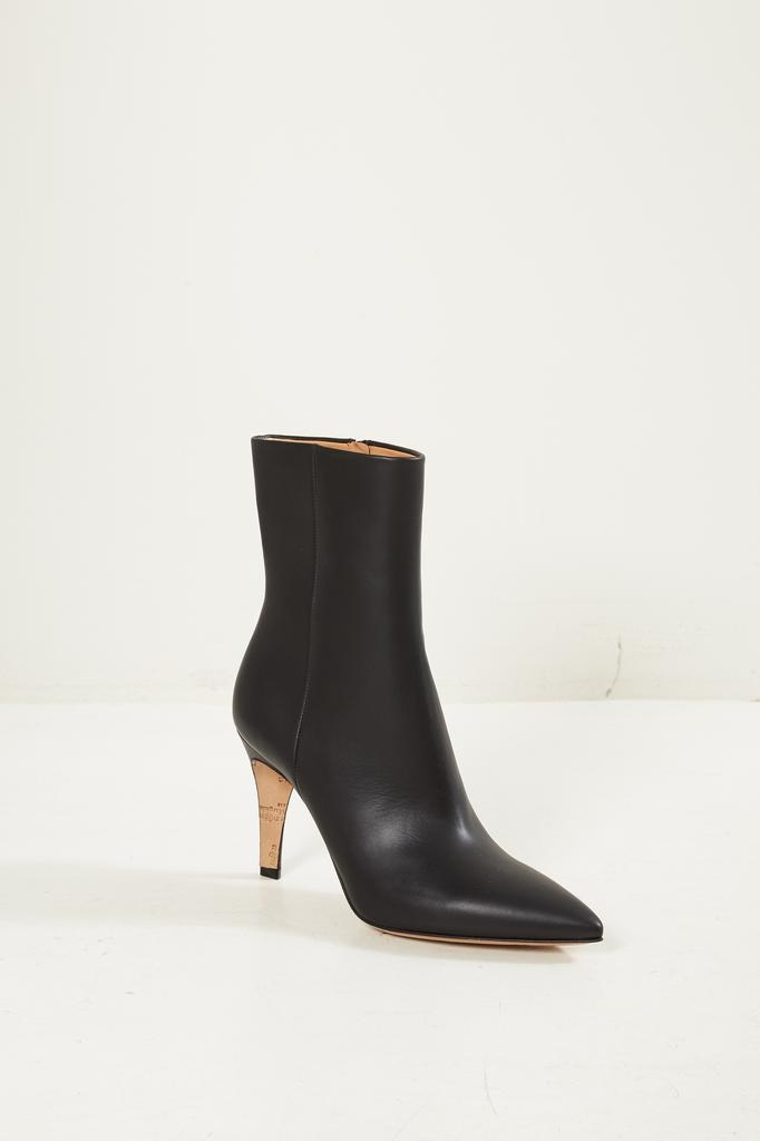 Maison Margiela - Short leather boots