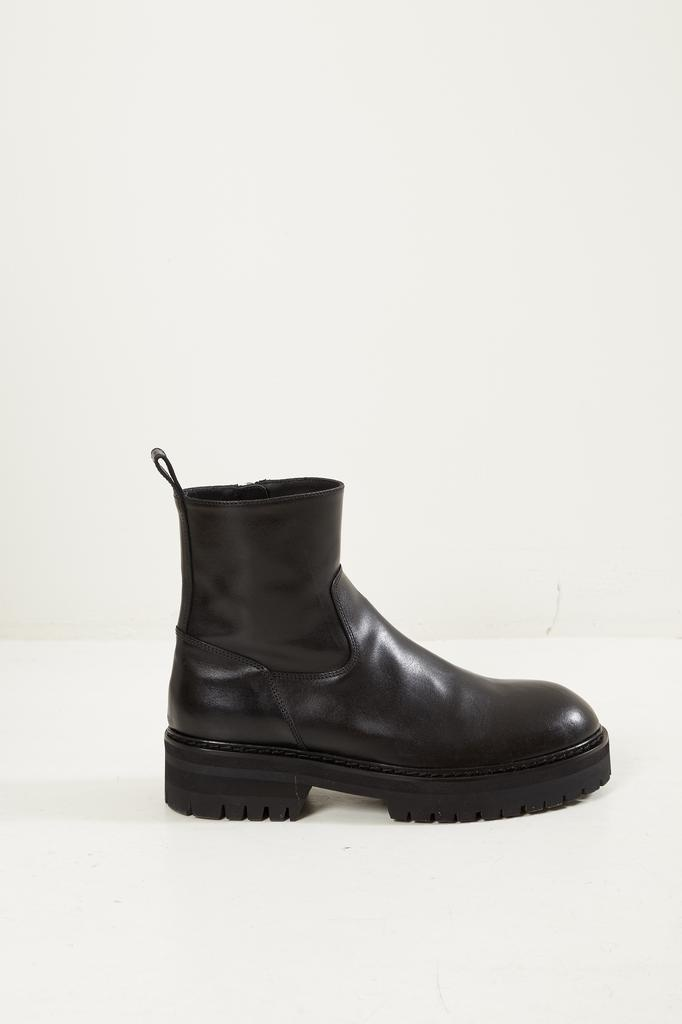 Ann Demeulemeester - 100% leather boots