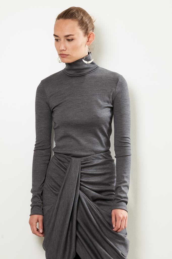 Isabel Marant Doyela turtle neck t-shirt