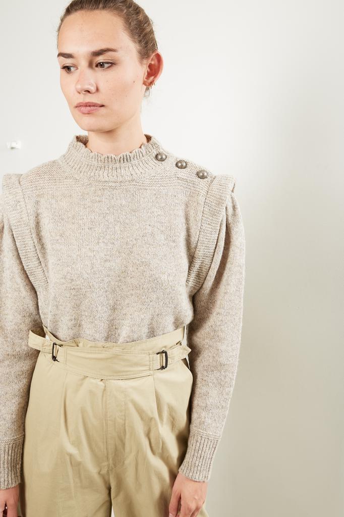 Etoile Isabel Marant Meery shetland knit sweater