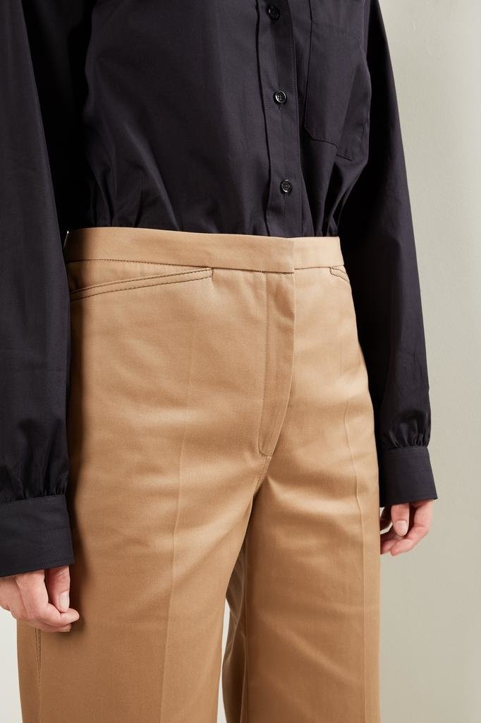 Lemaire - Flared pants
