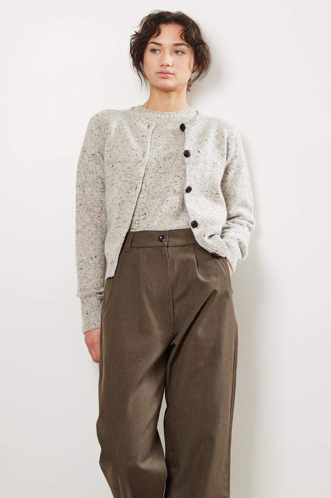 Margaret Howell Soft donagal cardigan
