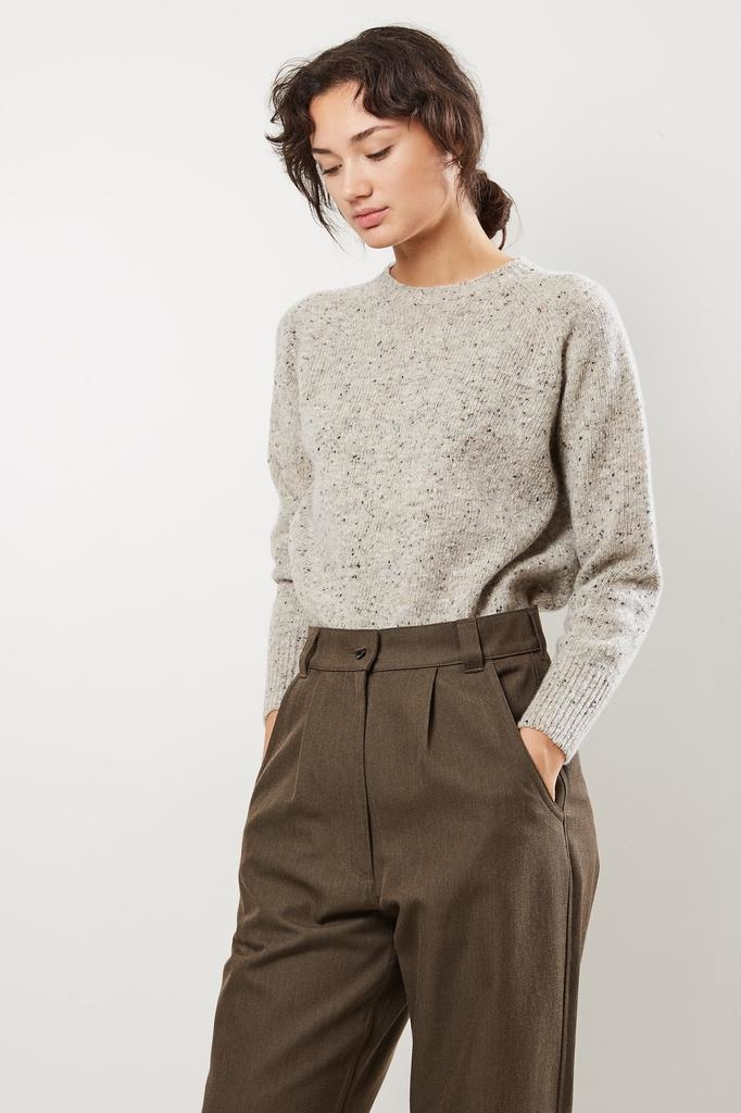 Margaret Howell Soft donagal crew neck
