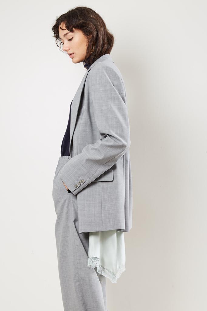 MM6 melange jacket