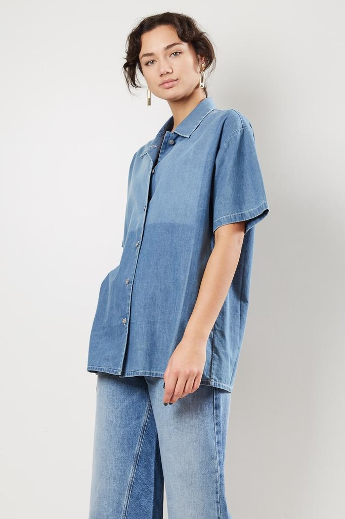 MM6 Jeans shirt