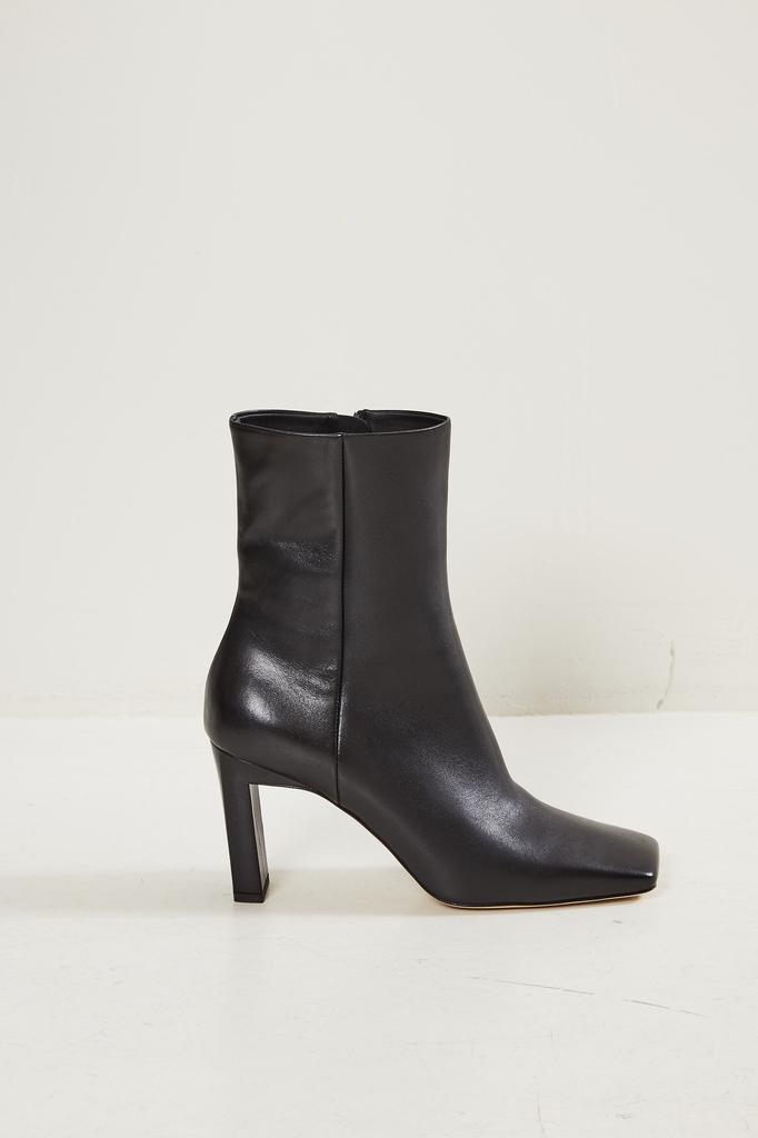 Wandler Isa lambskin leather boot
