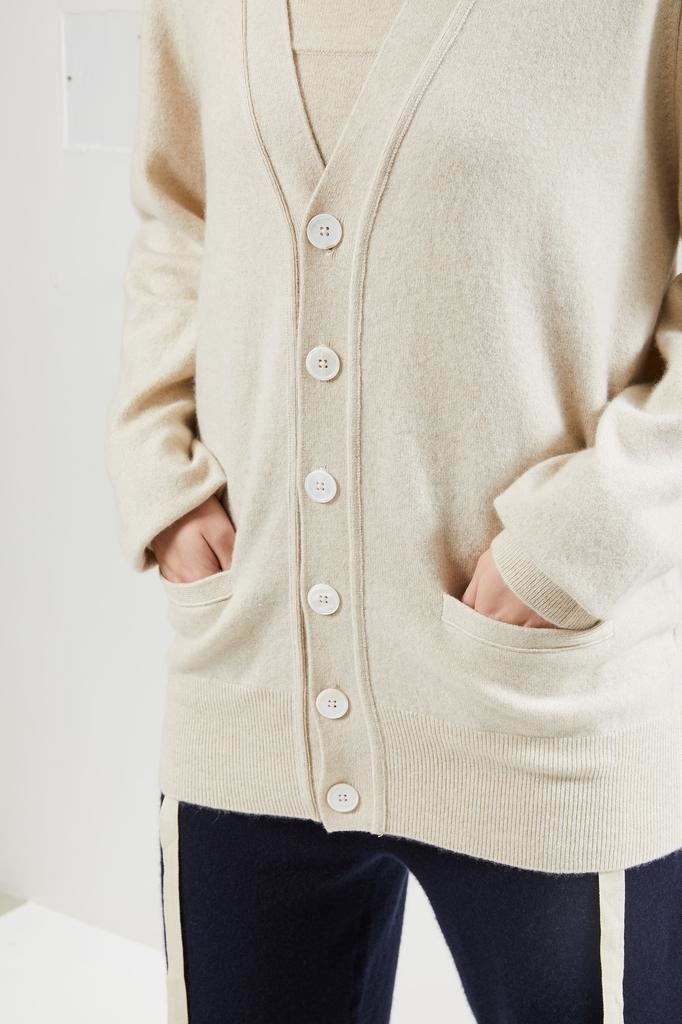 extreme cashmere - n°117 cardigan