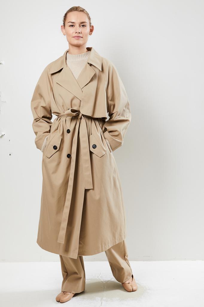 Gauge81 Nairobi trench coat