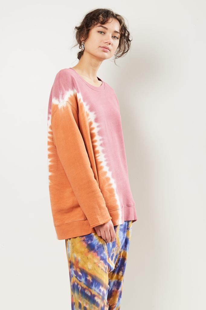 Raquel Allegra Oversize sweatshirt