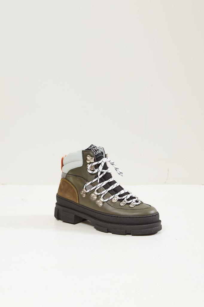 Ganni Sporty hiking boots