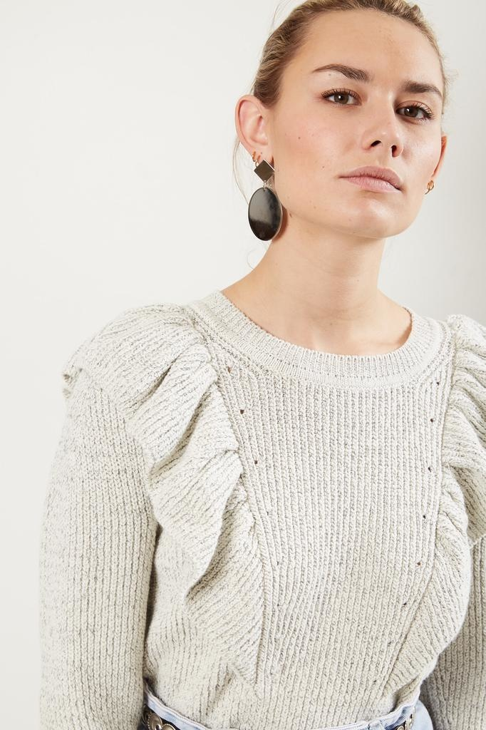 Isabel Marant - Blakely modern knit sweater