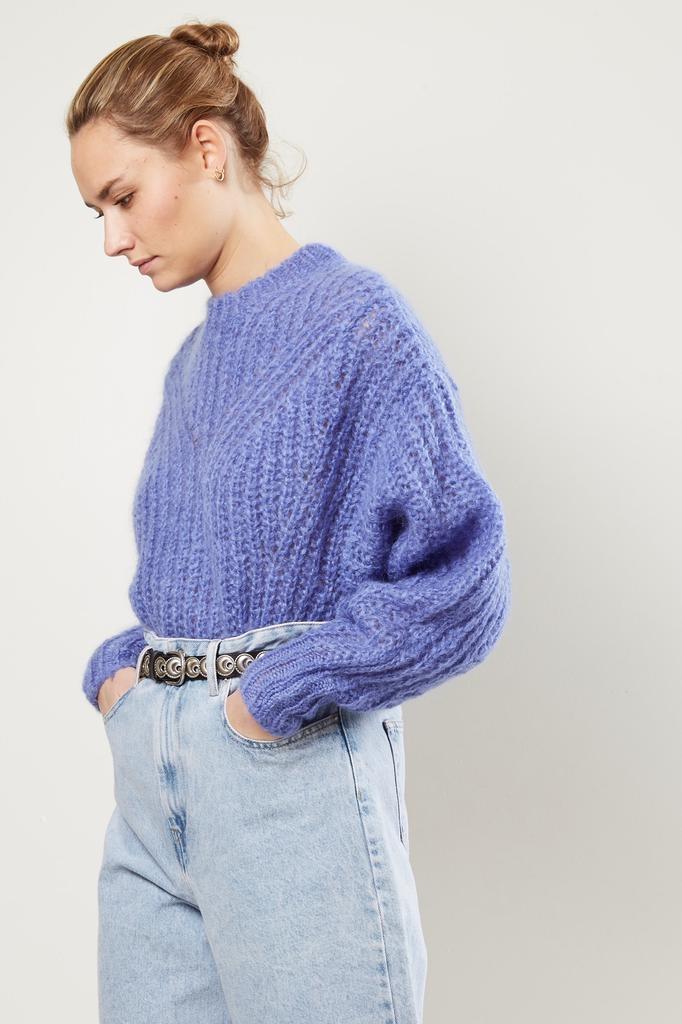Isabel Marant Inko heavy light knit sweater