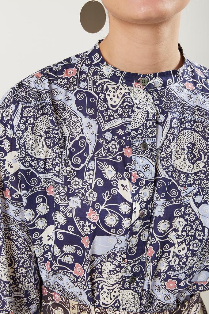 Etoile Isabel Marant - Mexika printed cotton shirt