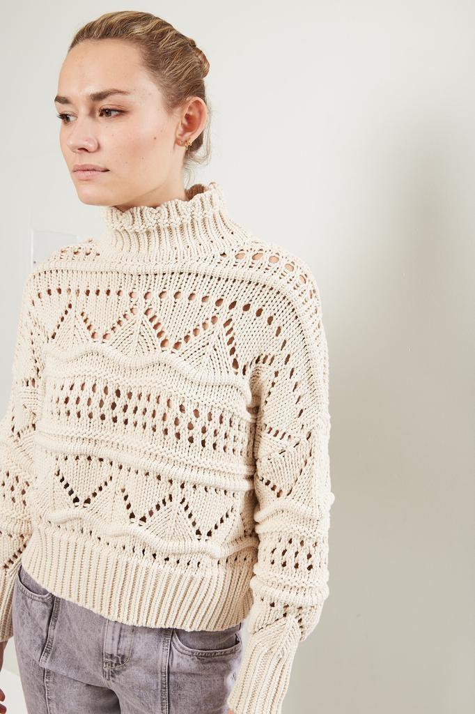 Etoile Isabel Marant - Naka techno knit sweater