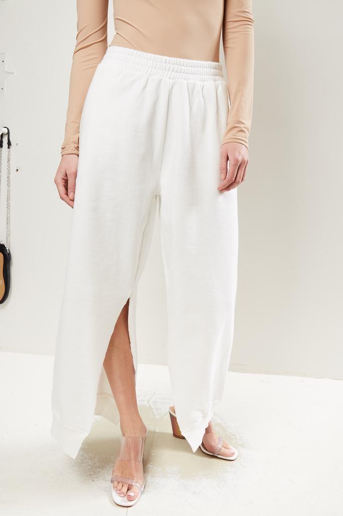 MM6 Unbrushed cotton sweat pant