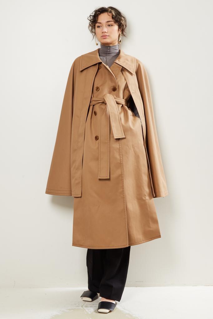Lemaire - Cape coat