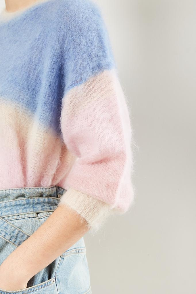 Etoile Isabel Marant - Drussell mohair knit sweater