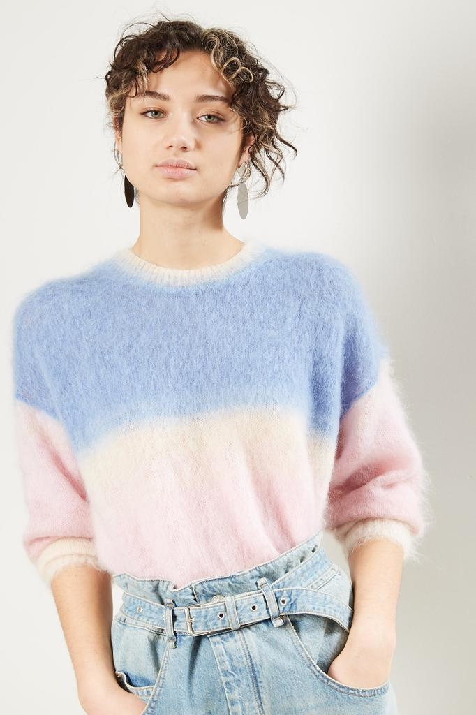 Etoile Isabel Marant Drussell mohair knit sweater