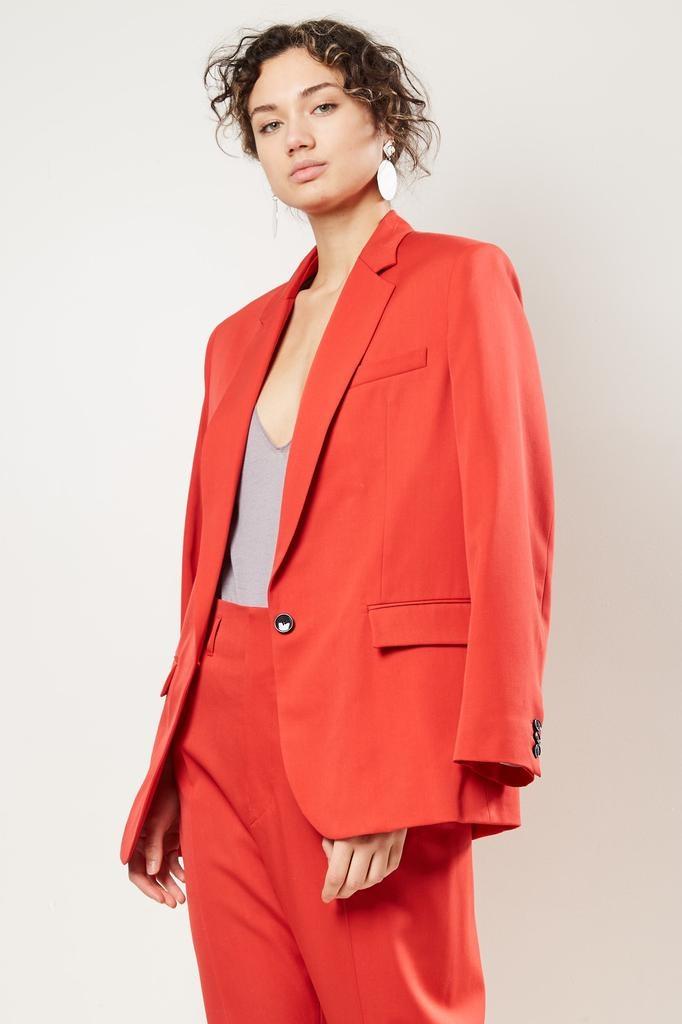 Isabel Marant Elder modern wooly jacket