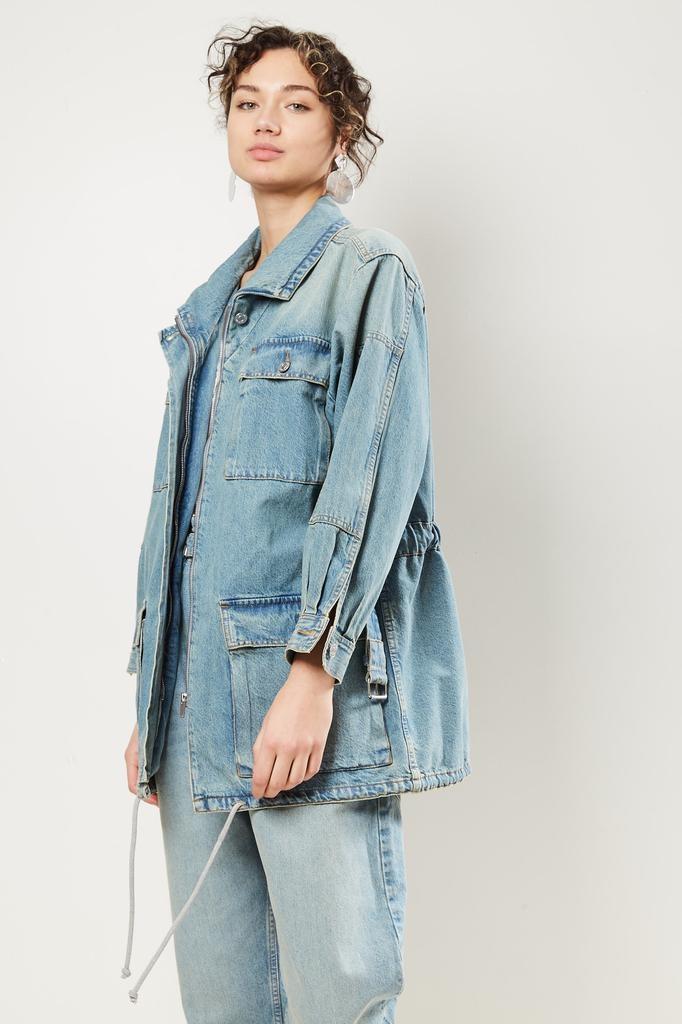 Etoile Isabel Marant Guila jeans jacket