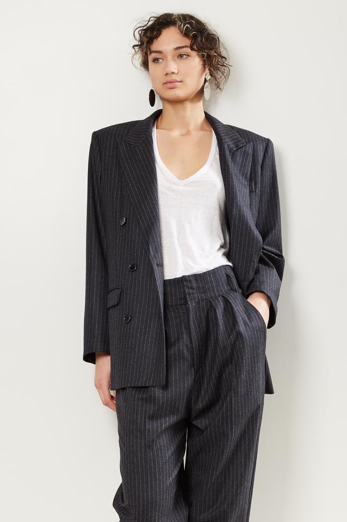 Isabel Marant Meladim modern femme jacket