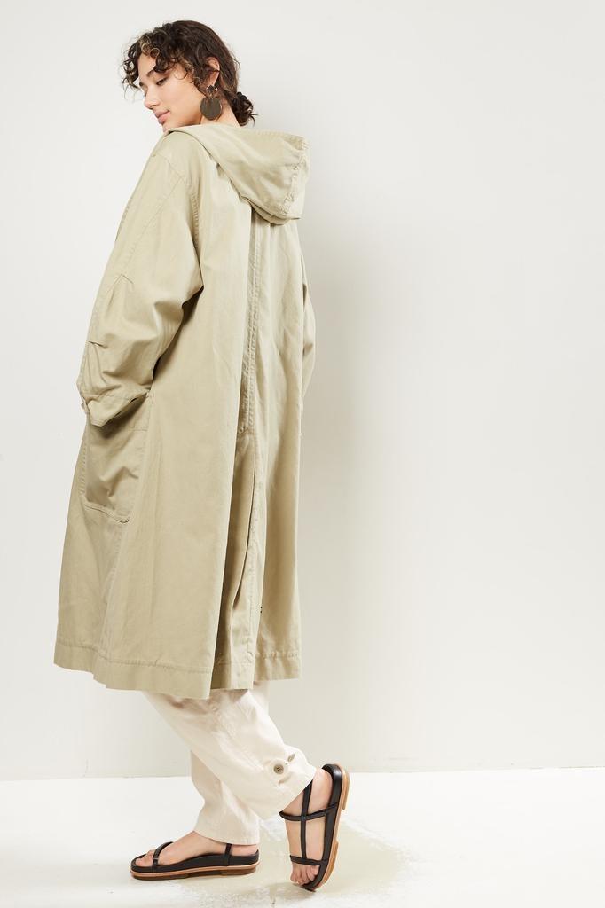 Etoile Isabel Marant Rafael cotton trench coat