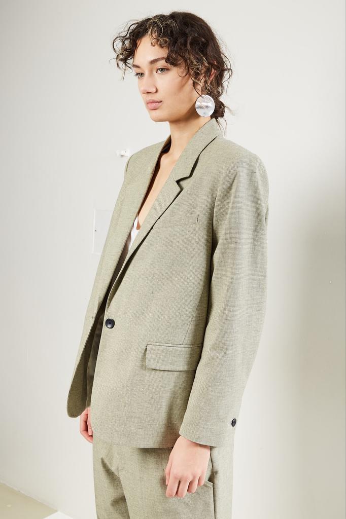 Etoile Isabel Marant Verix cotton costard jacket