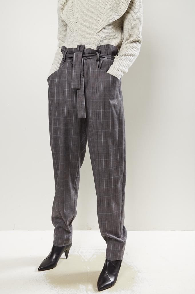 Etoile Isabel Marant Vittoria super 100 trousers