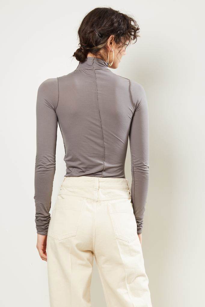 Lemaire - Long sleeve twisted 2nd skin