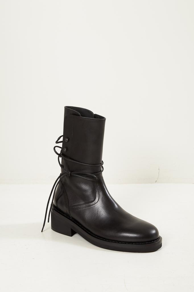 Ann Demeulemeester 100% leather boots