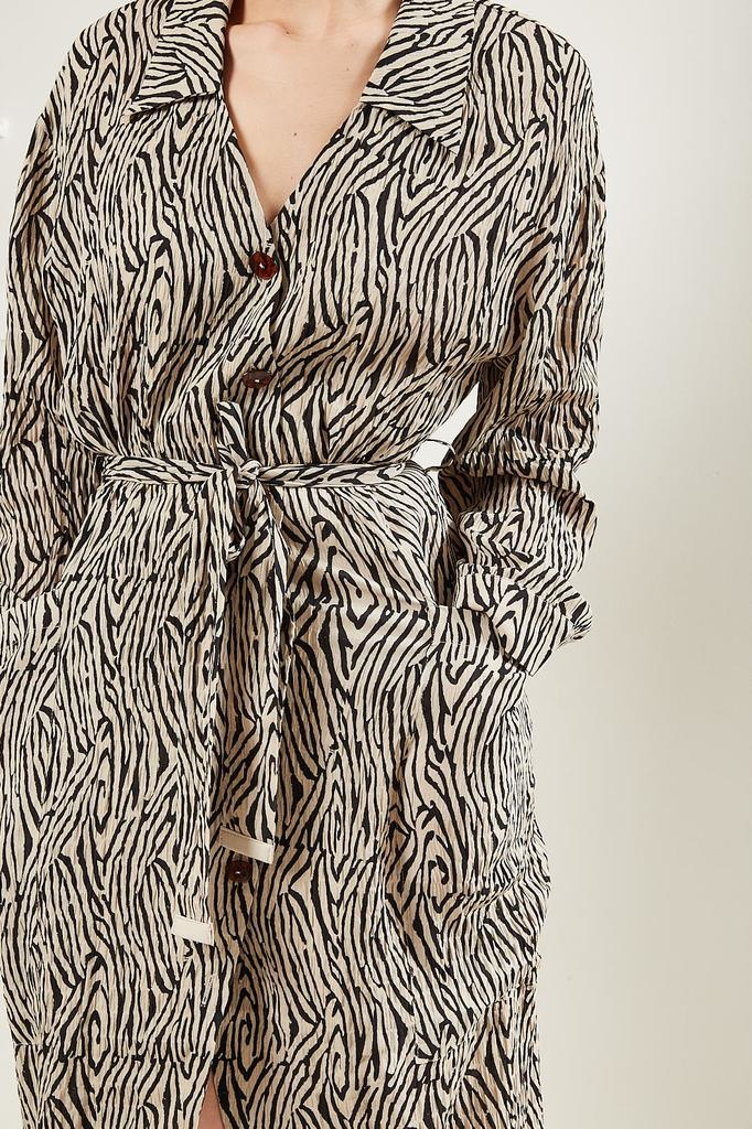 Nanushka - Capri 60'S Pleat dress
