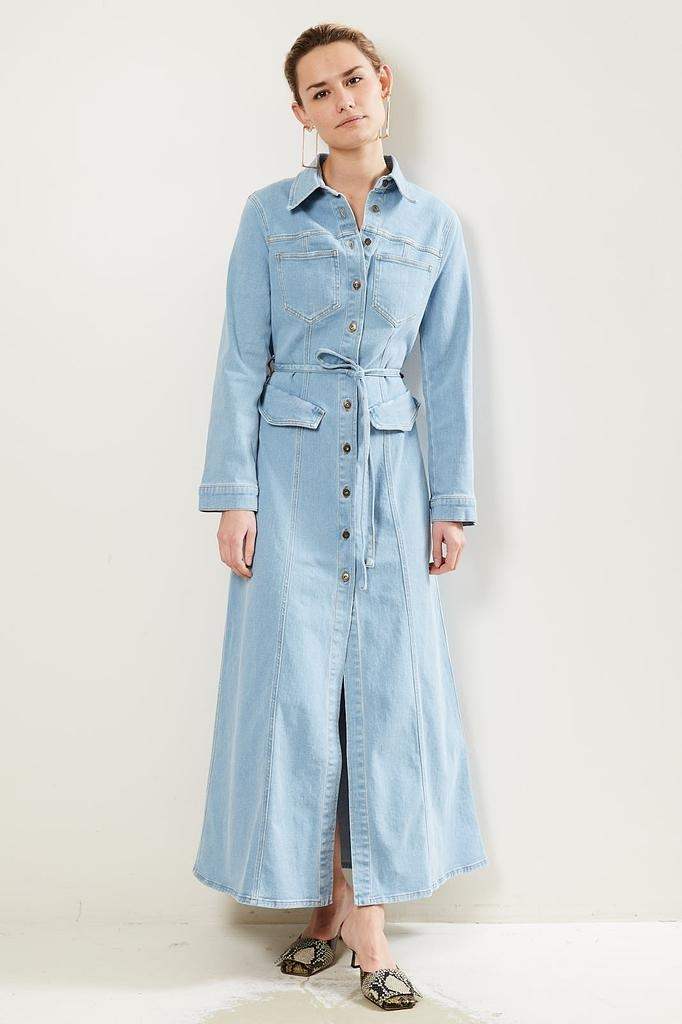 Nanushka - Jiaye jeans dress