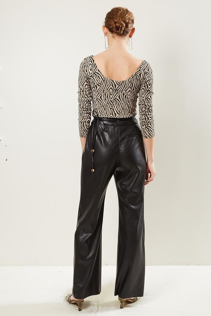 Nanushka - Chimo Vegan Leather pant