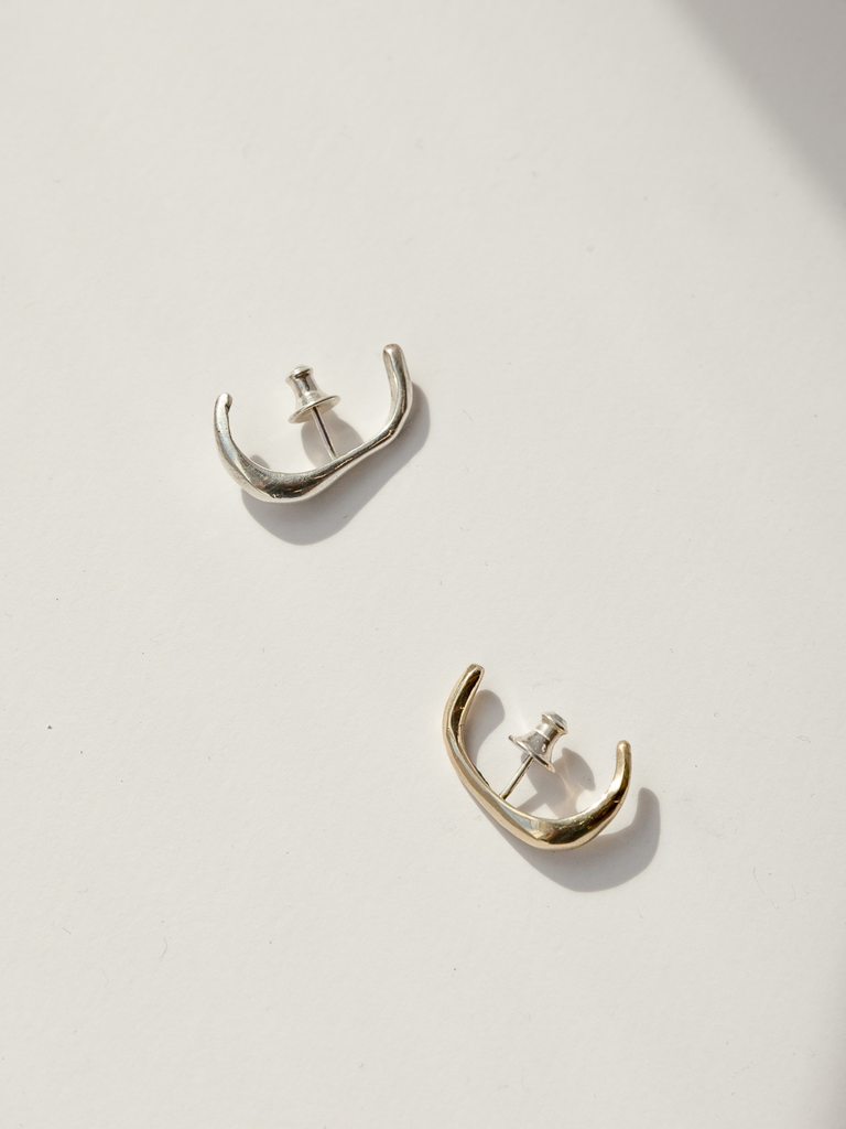 Faris VERO stud earring