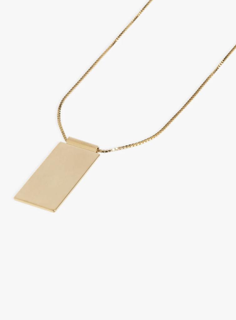 The Boyscouts Capiton necklace pendant gold/55cm
