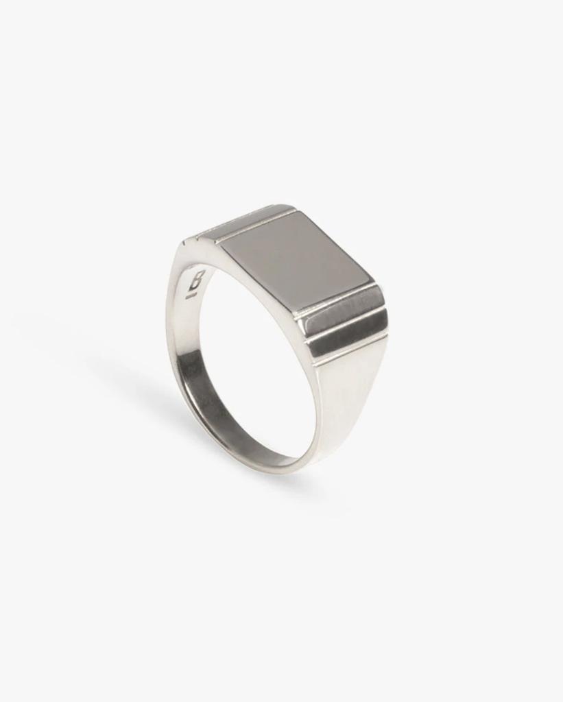 The Boyscouts atlas ring silver/16mm