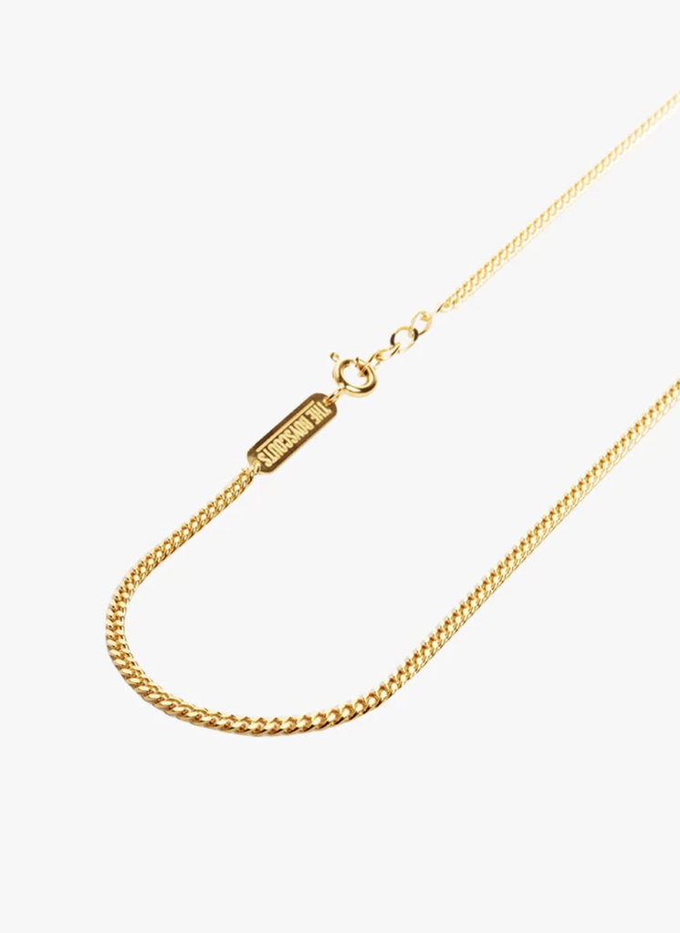 The Boyscouts facet chocker necklace